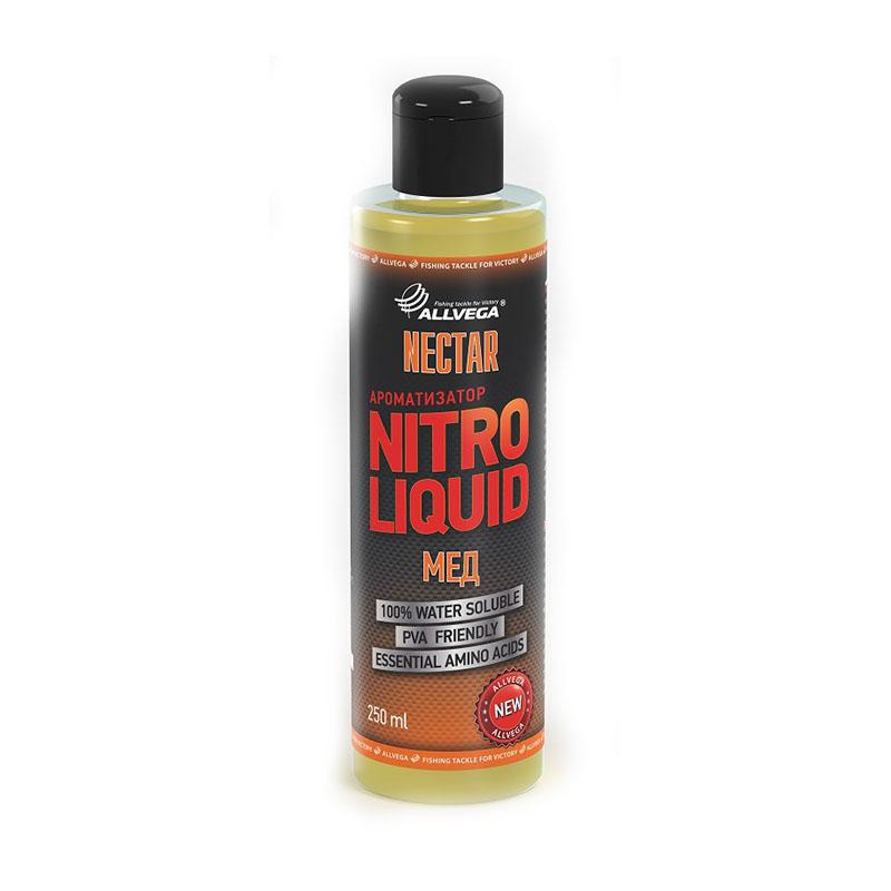 Ароматизатор жидкий ALLVEGA Nitro Liquid Nectar 250мл (МЕД)