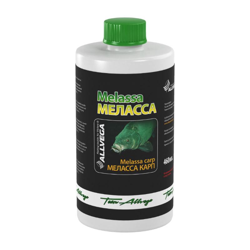 Ароматическая добавка жидкая ALLVEGA Melassa Carp 460мл (МЕЛАССА КАРП)