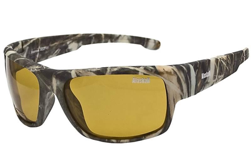 Поляриз. очки Alaskan AG27-01 Bremner yellow