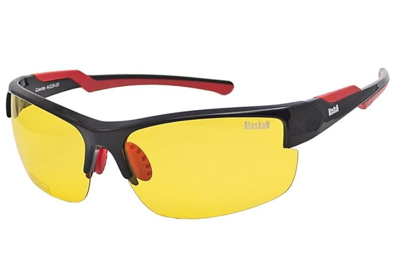 Поляриз. очки Alaskan AG28-05 Colville light yellow