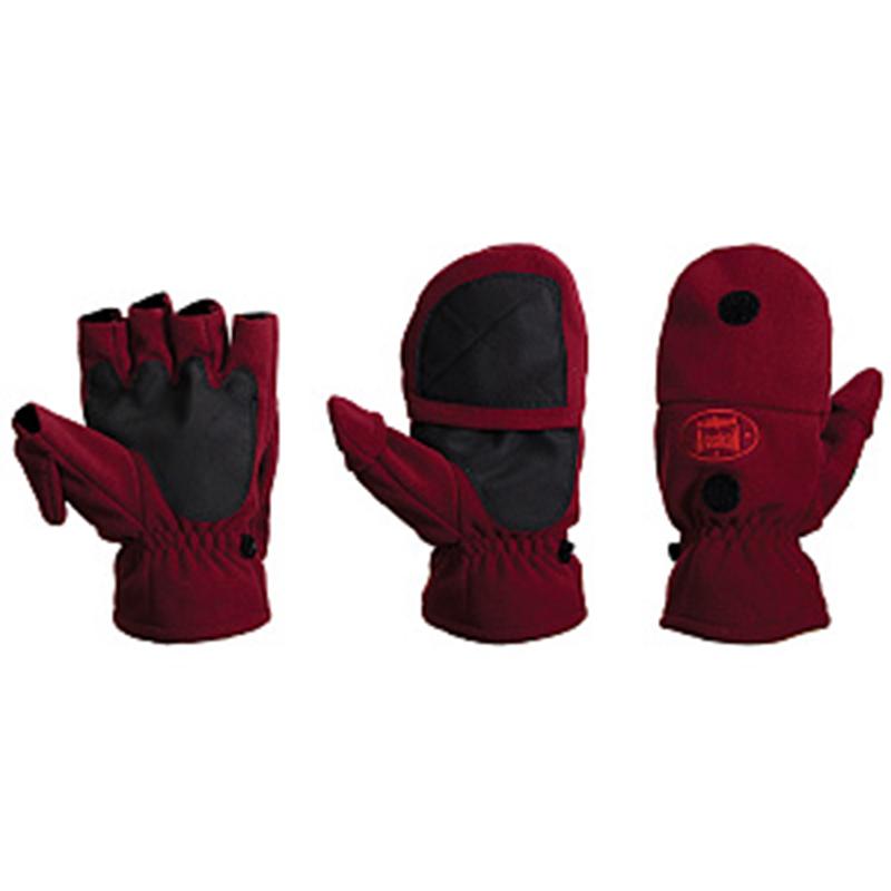 Перчатки-варежки Alaskan Colville XL (24-25см) бордов.