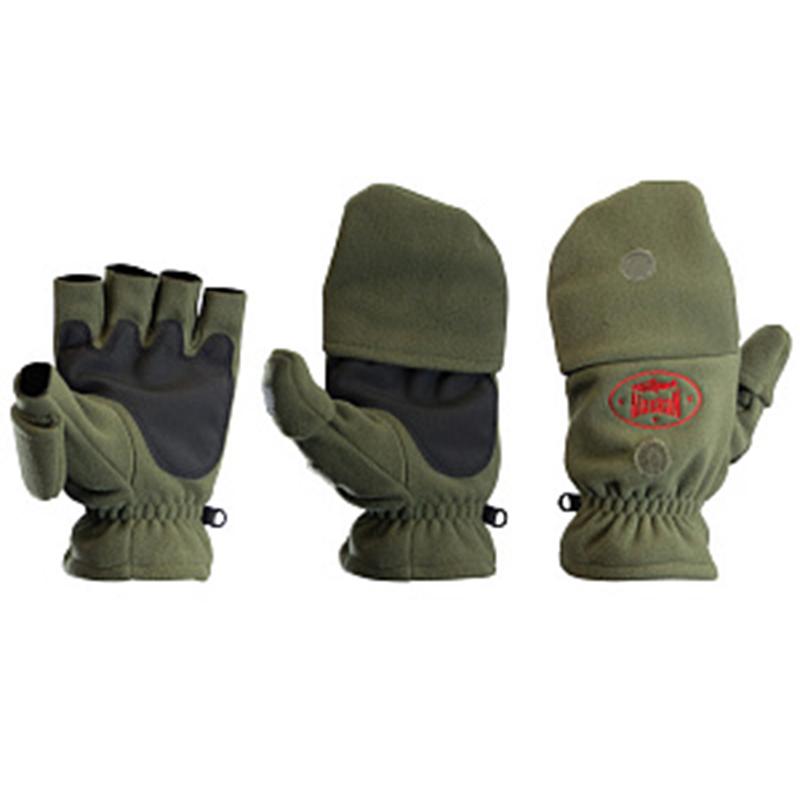Перчатки-варежки Alaskan Colville р.L (AGHL) хаки