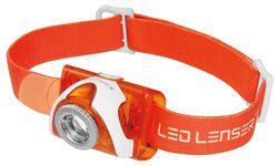 6104 Фонарь Led Lenser SEO3 Оранжевый
