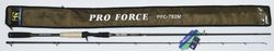 Спиннинг HR Pro Force PFC-782ML 2.35 м. 6-24 гр. Casting