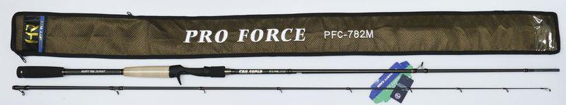 Спиннинг HR Pro Force PFC-812M 2.47 м. 8-40 гр. Casting