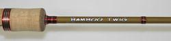 Спиннинг HR Bamboo Twig BT-682XULS 2.03 м. 0,5-5 гр.