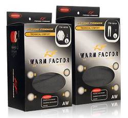 Термобелье Warm Factor XL комплект. Тёмно-серый. Холодно/Очень холодно (р. 54-56, 175-180 см.) FIW-0876 3L