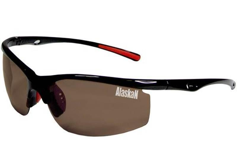 Поляриз. очки Alaskan AG10-02 Delta brown (жестк.чехол)