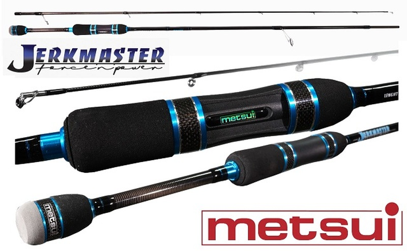 Спиннинг METSUI JERK MASTER 692ML 2.06м 4-26 g