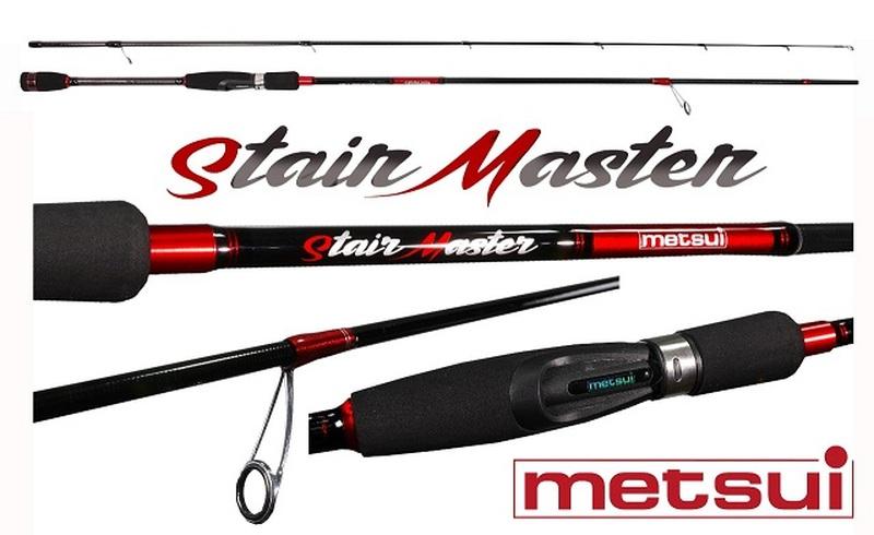 Спиннинг METSUI STAIR MASTER 792M 2.36м 7-28 g