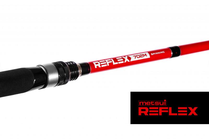 Спиннинг Metsui Reflex 802ML 2.4м 5-18 гр.