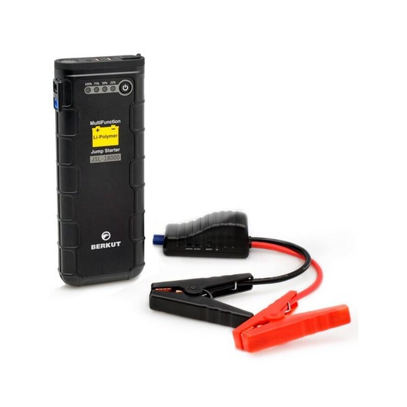 Аккумуляторное пусковое устройство Berkut JSL-18000