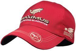 Бейсболка Maximus Dreamer MDSCROS Красная