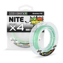 Yoshi Onyx NITE 4 Green, 0.8#,0.15мм, 150м