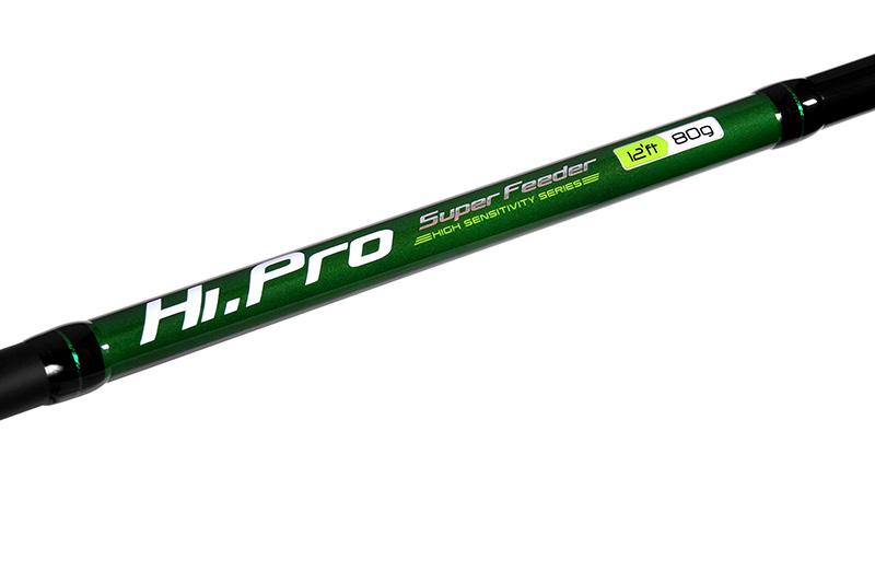 Удилище фидерное ZEMEX HI-PRO Super Feeder 12 ft 360 м - 100 g