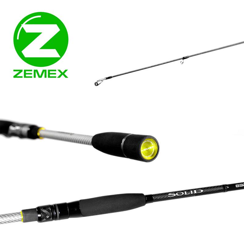 Спиннинг ZEMEX SOLID 882MH 2.64 м 8-35 гр.