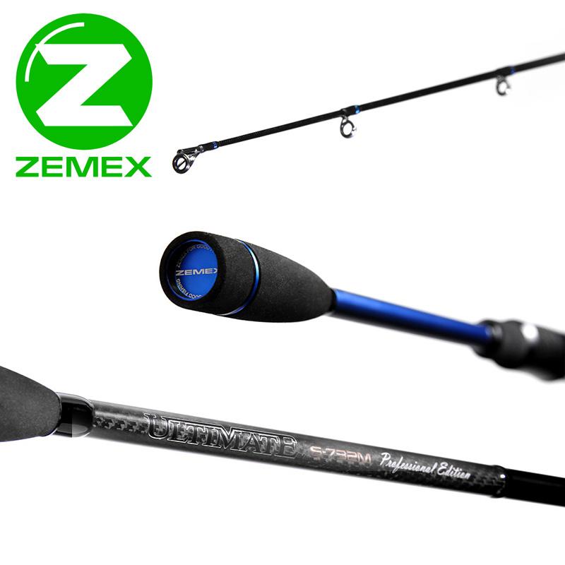 Спиннинг ZEMEX ULTIMATE Professional 732M 2.21 м 6-23 гр.